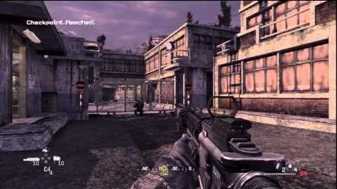 Call of Duty 4 Modern Warfare - Campaign - All In