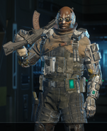 Prophet Apocalypse outfit BO3