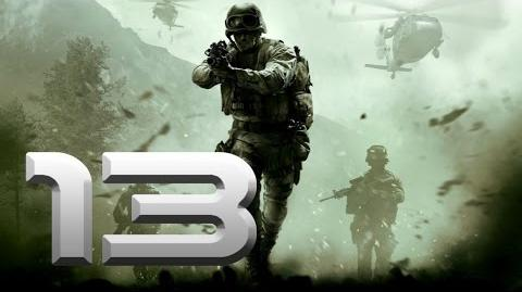 Call of Duty 4 Modern Warfare - Campaign - All Ghillied Up
