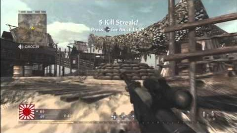 COD WAW - Free For All - 30-4