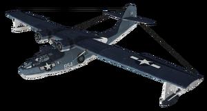 PBY Catalina model WaW
