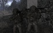 Three Snipers Hidden MW2