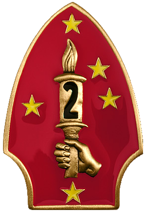 File:2nd Marine Division Logo.png