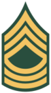 US Army OR-7