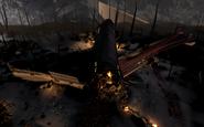 Crashed IL-96