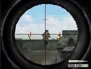 Sniper Scope CoD WaW DS
