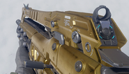 M8A7 First Person Gold Camouflage BO3