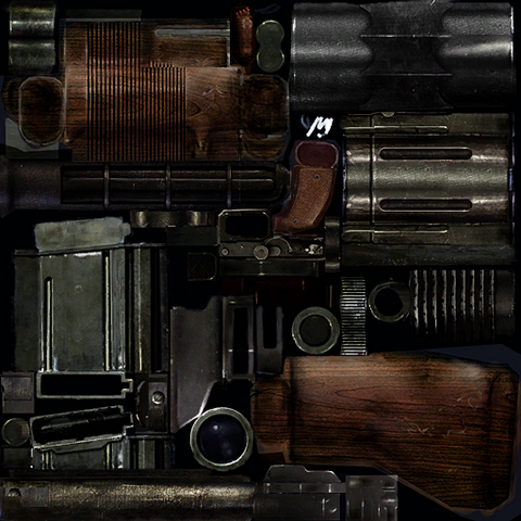 File:FG42 cut texture sheet CoD2.png