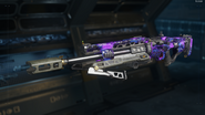 Gorgon Gunsmith Model Dark Matter Camouflage BO3