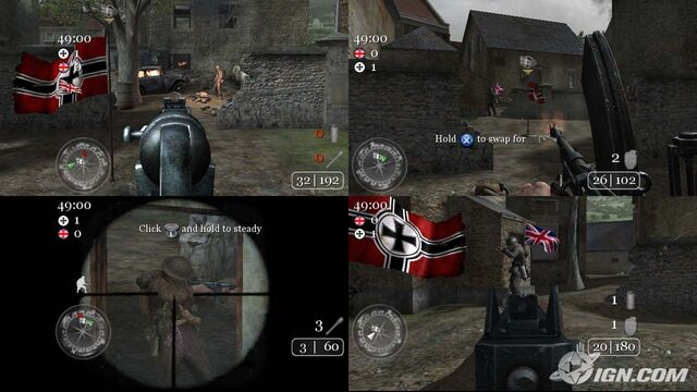 File:COD2 Split-Screen.jpg
