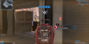 Ray Gun Iron Sights Ray Gun Only Mode CoDO