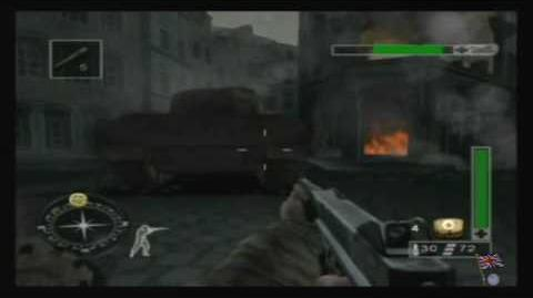 Call of Duty Finest Hour - Western Front, Mission 3