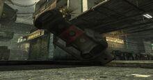 In-Game Concussion Grenade MW3