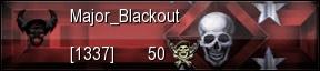 Maj Blackout Sig