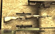 M21 Desert Camo FNG COD4