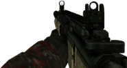 M4A1 Silencer MW2