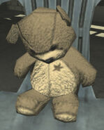 Bootleg Teddy Bear