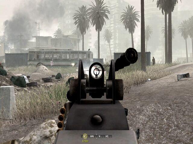 File:Cutting down remaining enemies in bog War Pig CoD4.jpg