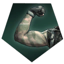 Toughness Perk Icon BOII