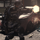 MK14 EBR being fired CODG