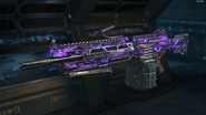 48 Dredge Gunsmith Model Dark Matter Camouflage BO3