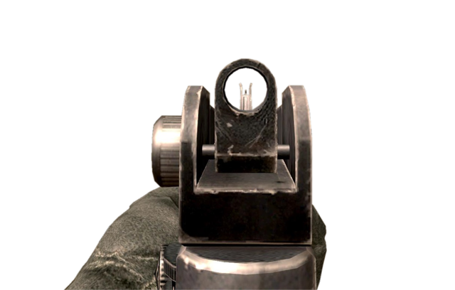 File:M16A4 Iron Sights CoD4.png