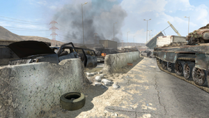 U-Turn loadscreen MW3