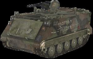 Bottom Feeder model BO