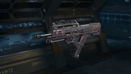 Vesper Gunsmith Model Burnt Camouflage BO3