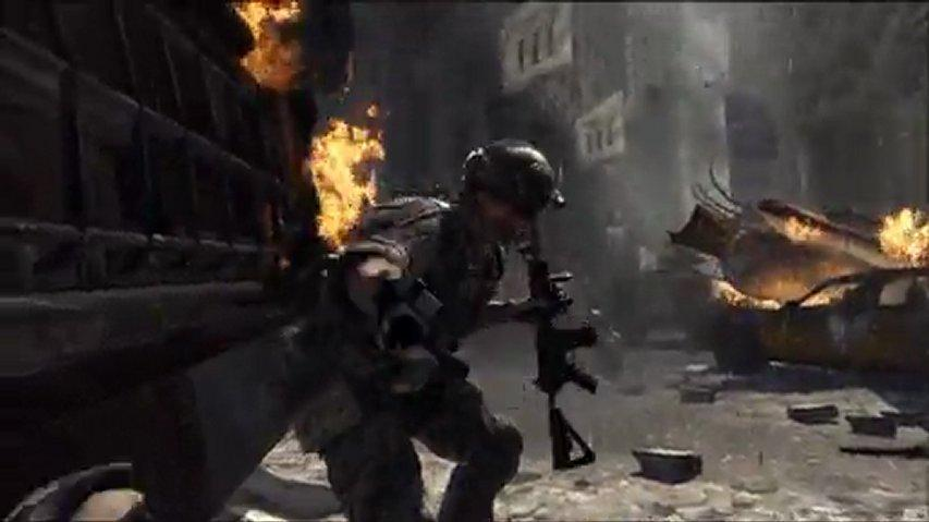 Empire State of Mind remix trailer for Call of Duty Modern Warfare 3