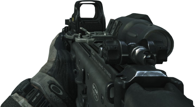 File:SCAR-L Hybrid Sight Off MW3.png