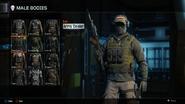 Arms Dealer Body Male BO3