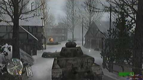 Call of Duty 2 Big Red One - Germany, Mission 12 Part 2