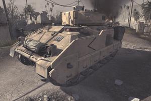 M2A2 Bradley CoD4