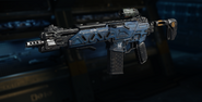 Peacekeeper MK2 Gunsmith Model Recon BO3