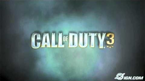 Call of Duty 3 Soundtrack - Night Drop Prelude