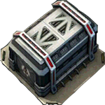 Heavy Machine Facility menu icon CoDH