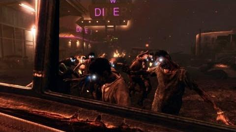 Don't Miss The Zombie Bus - Official Call of Duty® Black Ops 2 Video
