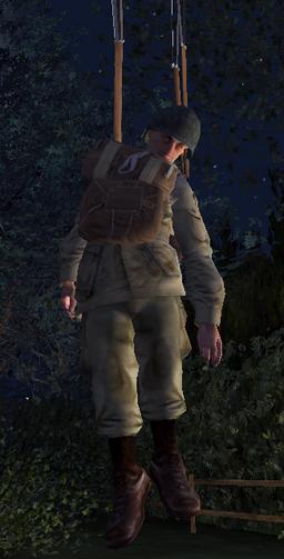 CoD1 - Sgt Heath
