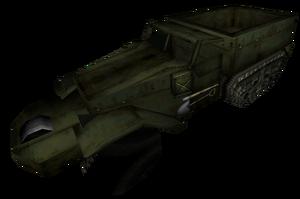 M3 Half-Track WaWDS