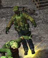 SoldierStatue