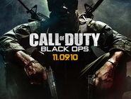 COD Black Ops Logo