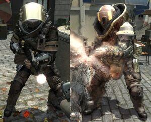 MW3 Juggernauts