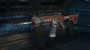 ICR-1 Gunsmith Model Inferno Camouflage BO3