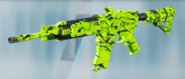 NV4 Neon Tiger Camouflage IW