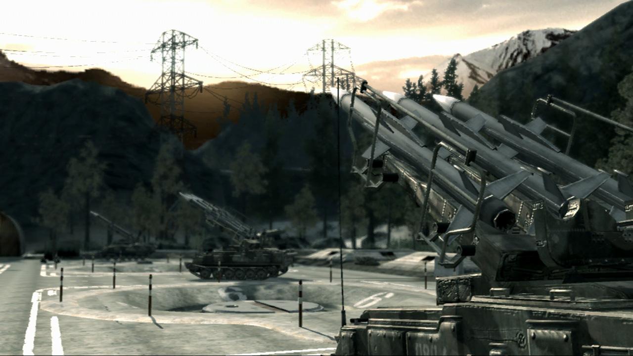 Guides] MW4 : Maps et Cartes Modern Warfare 4 - Modern Warfare 4