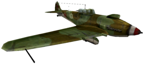 Ilyushin Il-2 model WaW