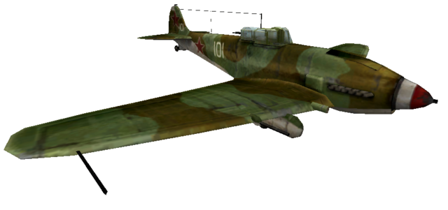File:Ilyushin Il-2 model WaW.png