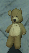 Russian girl with teddy bear me? And