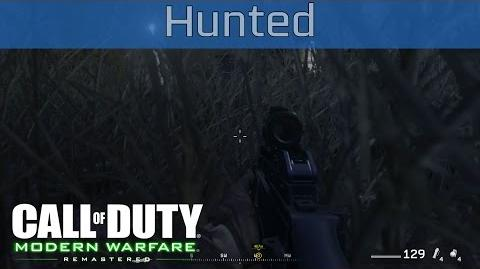 Call of Duty 4 Modern Warfare Remastered - Hunted Walkthrough HD 1080P 60FPS